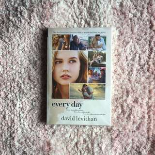 Every Day – David Levithan