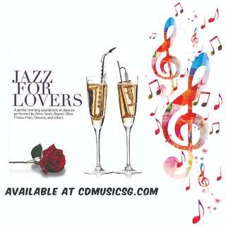 🚚 [Jazz] CD Jazz For Lovers