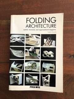 Folding Architecture by Sophia Vysivoti