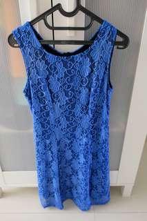 Preloved Blue Dress