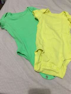 Original Carter's Onesies (Set of 2)