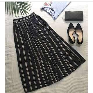 Zara Inspired Pleated Skirt