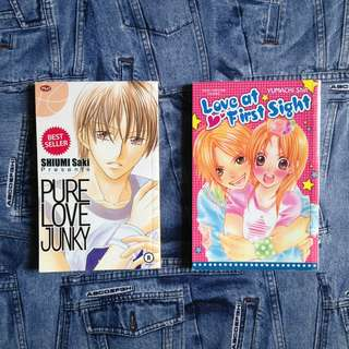 Pure Love Junki | Love at First Sight