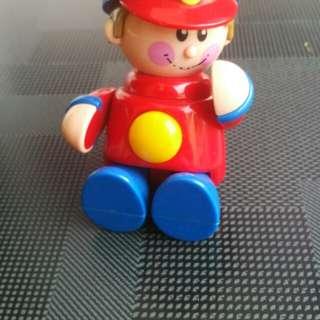 Tolo - Fireman