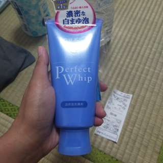 senka  perfect  whip  from  japan