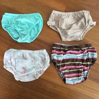 Diaper Covers Bundle 6-18m