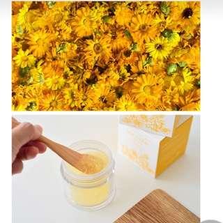 Natural Pacific Real Calendula Energy Floral Cream 100ml