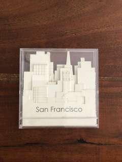 San Francisco decorative souvenir
