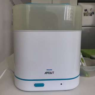 Avent Sterilizer 3in1