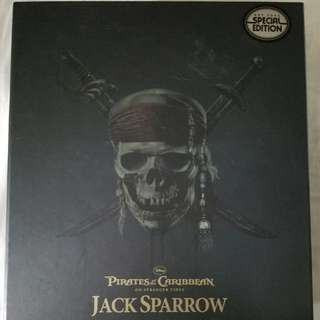 Hot toys Dx 06 Special Edition. Jack sparrow hot toys.
