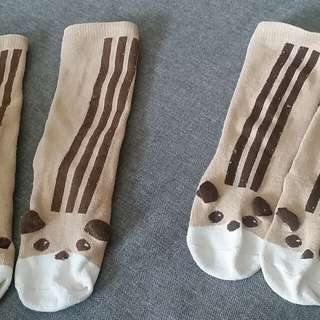 Long anti slip Socks bundle deal