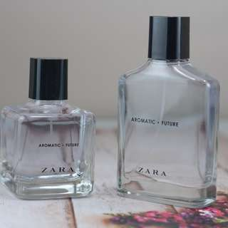 zara aromatic future couple