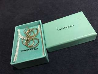 Tiffany&Co ear rings