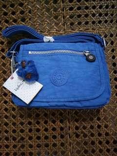 Kipling - Small sling bag (Beloved Blue)