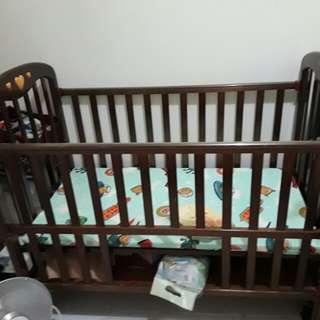 120×60嬰兒床