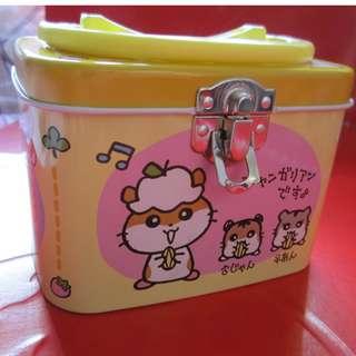 Sanrio CK鼠 珍藏鐡盒