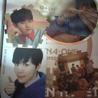 [WTS] WANNA ONE - I Promise You (Day ver)