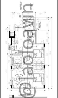 Freelance Interior Space planner & Drafter