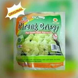 Cireng Crispy Shaza