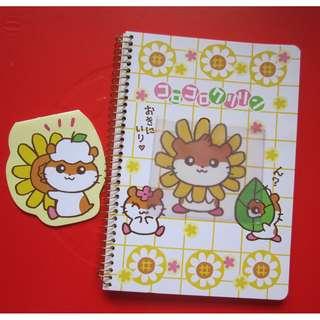 Sanrio CK鼠 記事簿 套裝 (2000年)