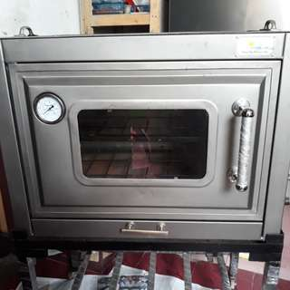 Oven Bakery Gas