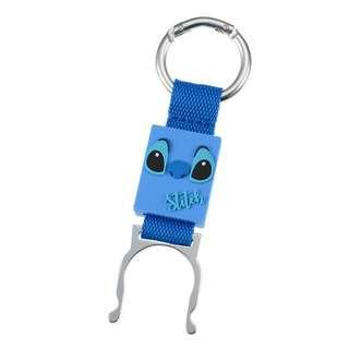 日本 Disney Store 直送 Stitch 史迪仔水樽扣