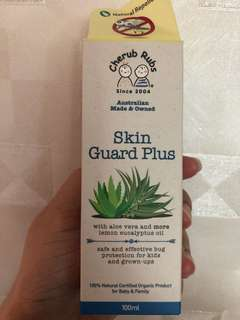 Cherub Rubs Skin Guard Plus brand new