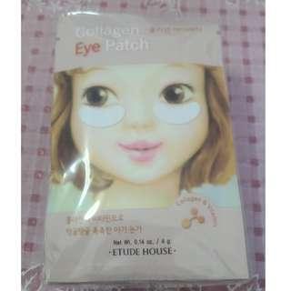 ETUDE HOUSE collagen eye patch x 10