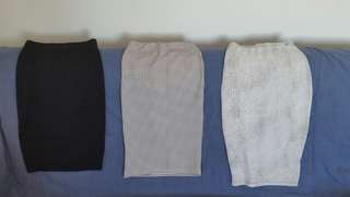 Pencil Skirts $5 each