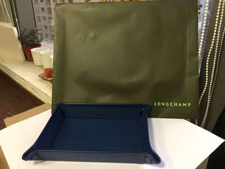 Longchamp Le Foulonne Coin Tray
