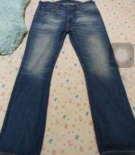 original LEVIS 501 jeans (preloved)
