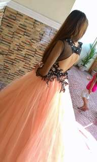 Kim Chiu inspired gown for rent