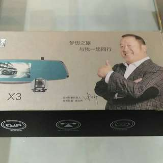 Car video camera HD