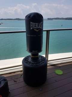 Everlast upright boxing bag