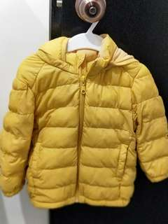 Unqilo kids Winter Jacket - 90cm