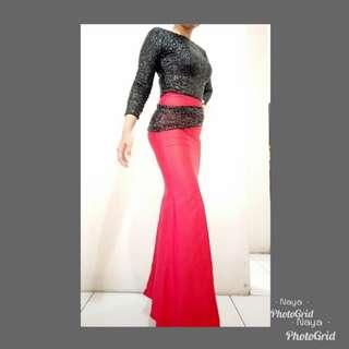 gaun/gown