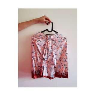 Mini batik span