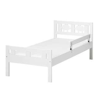 Ikea KRITTER Bed frame with mattress