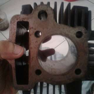 Block heat power ori moto siap piston