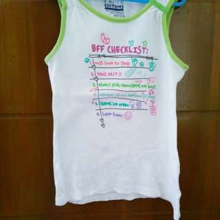 Cute Checklist Top