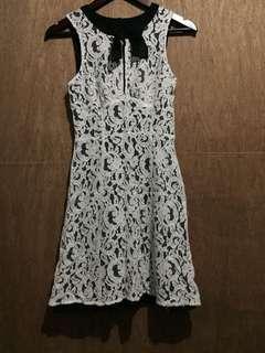 Victoria's Secret lace cocktail dress