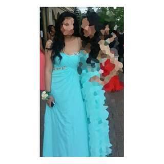 Prom dress