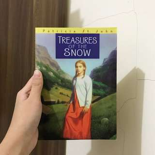 Treasures of the Snow by Patricia St. John