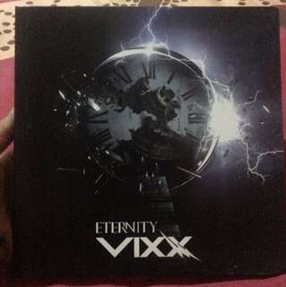 Album Vixx Eternity
