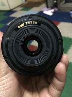 Lensa canon 18-55