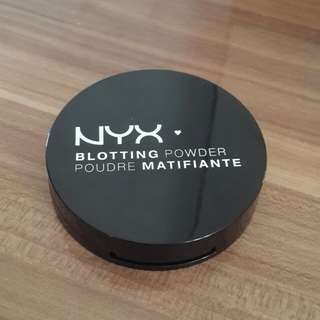 *NEW* NYX Blotting Powder