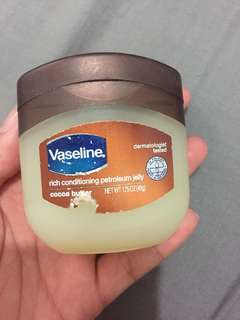 vaseline petrolium jelly