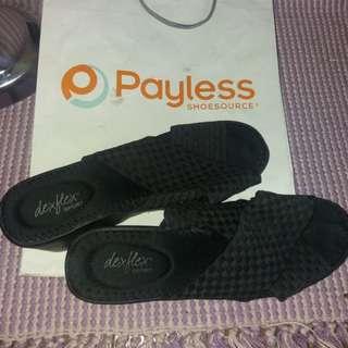 Dexflex sport by payless wedge sandals