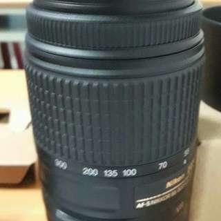 Nikon Lens AF-S DX NIKKOR 55-300mm f/4.5-5.6G ED VR