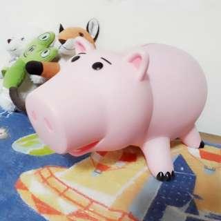 玩具總動員 粉紅豬 存錢筒